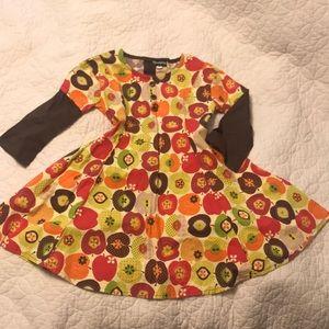 Other - Custom Boutique Apple Dress Fall Girls Harmony